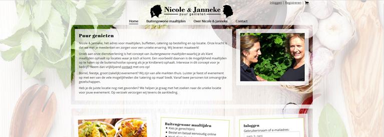 Nicole & Janneke